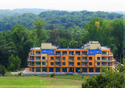 Апартаменти за гости Солей Приморско